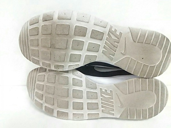 NIKE(ナイキ) スニーカー 26 メンズ タンジュン 812654-011 黒×白 化学繊維