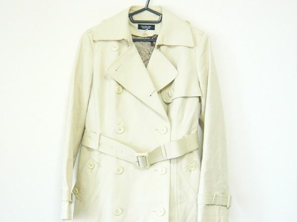 LittleNewYork(リトルニューヨーク) コート サイズ4 XL レディース アイボリー 冬物