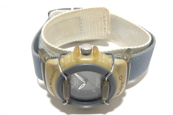 CASIO(カシオ) 腕時計 Baby-G BG-12 レディース ダークグレー