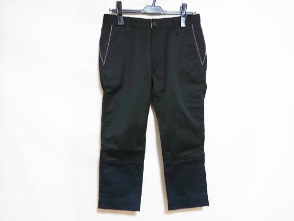 FACTOTUM(ファクトタム) パンツ メンズ 黒×ネイビー×グレー