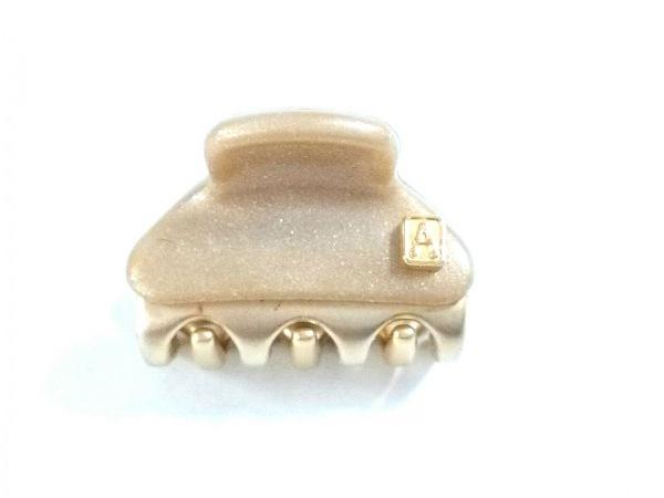 アレクサンドル ドゥ パリ アクセサリー美品  プラスチック ゴールド