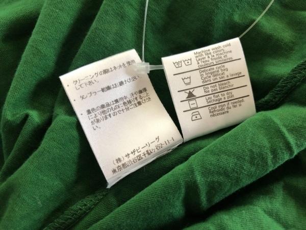 demylee(デミリー) ワンピース サイズS レディース美品  グリーン