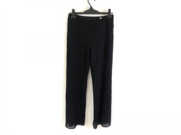 VIVIENNE TAM(ヴィヴィアンタム) パンツ サイズ1 S レディース 黒