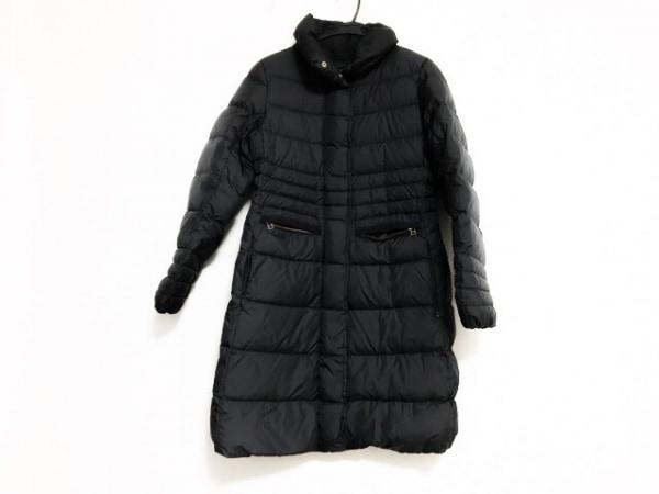ReFLEcT(リフレクト) ダウンコート サイズ9 M レディース美品  黒 冬物