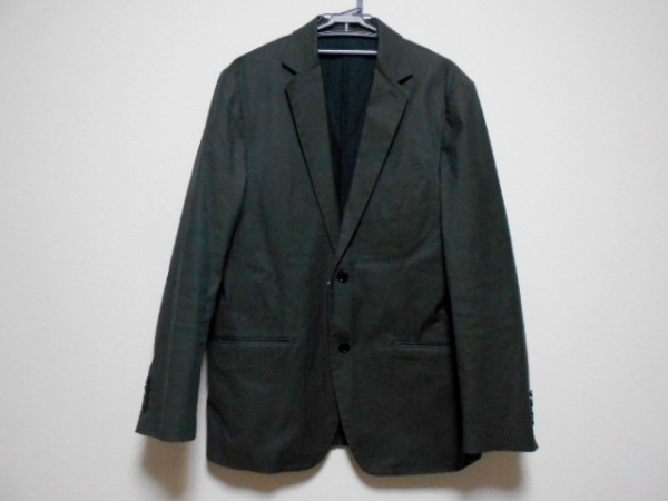 DKNY(ダナキャラン) ジャケット サイズXL メンズ ダークブラウン