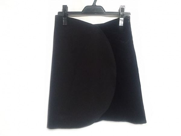 TAE ASHIDA(タエアシダ) スカート サイズ7 S レディース美品  黒