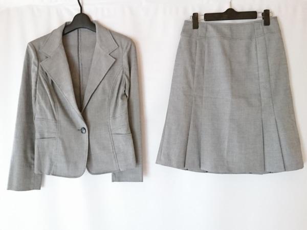 anySiS(エニシス) スカートスーツ レディース グレー