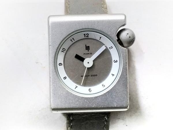 Lip(リップ) 腕時計 MACH 2000 - レディース シルバー