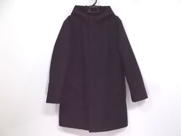 JUN MEN(ジュンメン) コート サイズM メンズ美品  黒 冬物