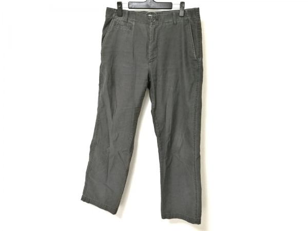 CalvinKlein(カルバンクライン) パンツ メンズ ダークグレー コーデュロイ素材