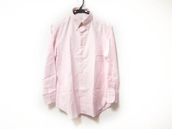 FRAY(フレイ) 長袖シャツ メンズ新品同様  ピンク