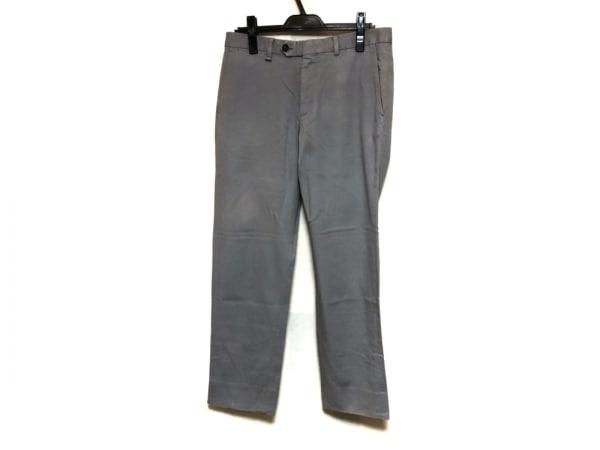 ErmenegildoZegna(ゼニア) パンツ サイズ48 XL メンズ グレー