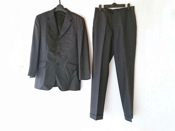 PaulSmith(ポールスミス) シングルスーツ メンズ ダークグレー 肩パッド