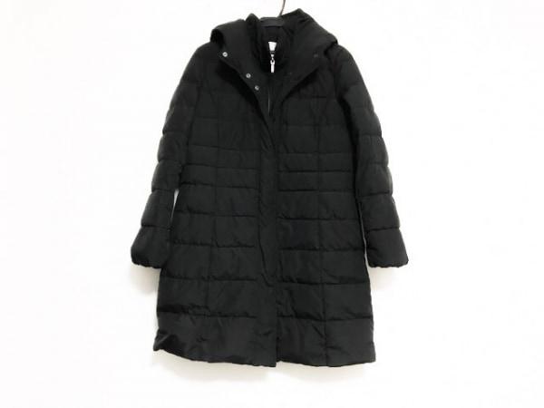 INDIVI(インディビ) ダウンコート サイズ36 S レディース美品  黒 冬物