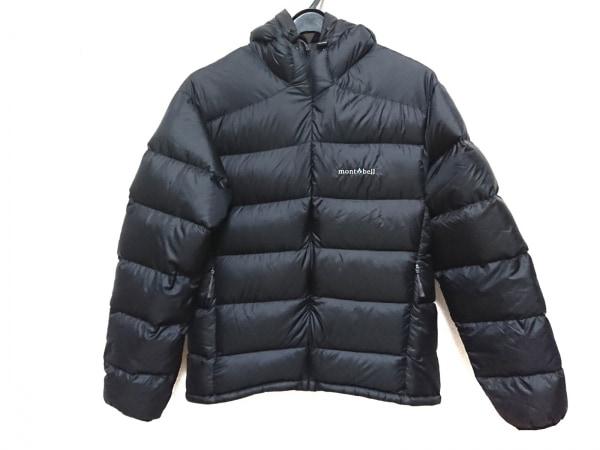mont-bell(モンベル) ダウンジャケット サイズM メンズ 黒 冬物