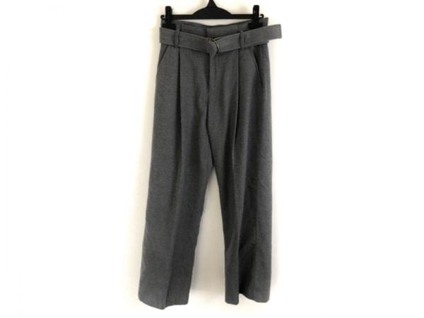 Mila Owen(ミラオーウェン) パンツ サイズ0 XS レディース グレー