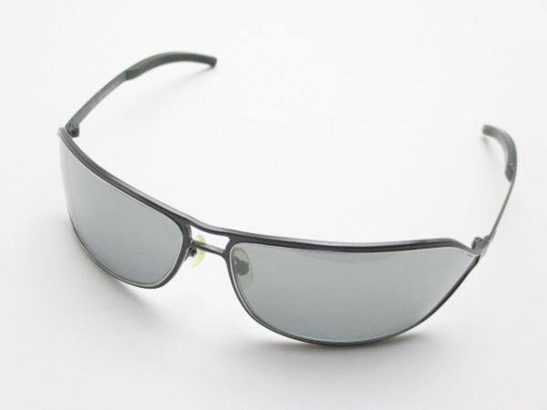 POLICE(ポリス) サングラス S2892G 黒 金属素材×プラスチック