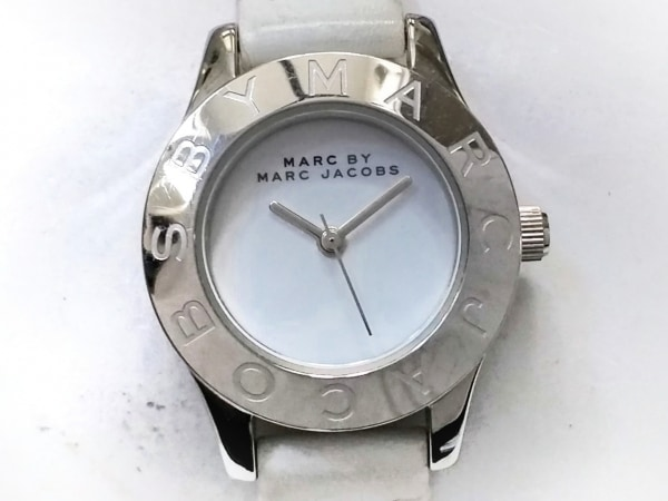 MARC BY MARC JACOBS(マークジェイコブス) 腕時計 MBM1206 レディース 白