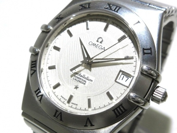 OMEGA(オメガ) 腕時計 コンステレーション - メンズ アイボリー