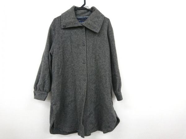 MISS CHLOE(クロエ) コート サイズ38 M レディース美品  グレー 冬物