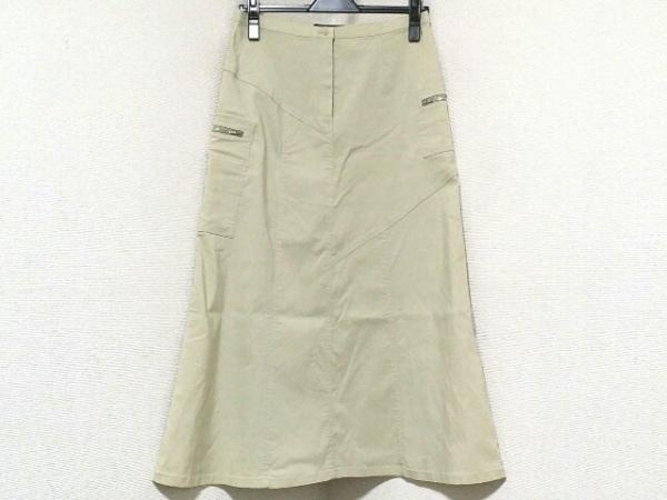 SENSO-UNICO(センソユニコ) ロングスカート サイズ38 M レディース美品  アイボリー