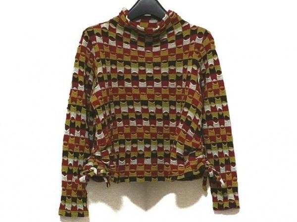 SENSO-UNICO(センソユニコ) 長袖セーター サイズ40 M レディース美品  ハイネック