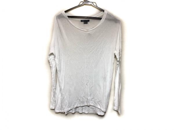VINCE(ヴィンス) 長袖Tシャツ サイズXS レディース 白