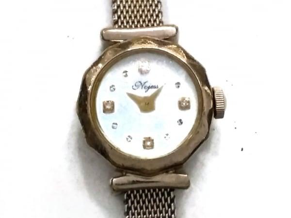 NOJESS(ノジェス) 腕時計 - レディース 白