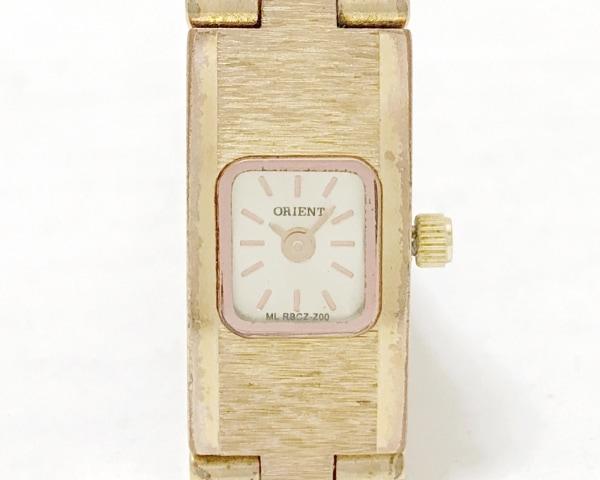 ORIENT(オリエント) 腕時計 RBCZ-Z00 レディース 白
