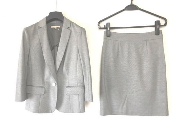 BANANA REPUBLIC(バナナリパブリック) スカートスーツ サイズ2 S レディース グレー