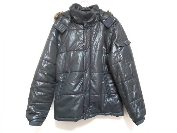 Penfield(ペンフィールド) ダウンジャケット サイズL メンズ美品  ダークグレー 冬物