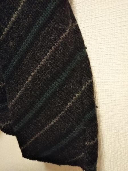 コムデギャルソンオムプリュス 長袖セーター メンズ美品  ストライプ