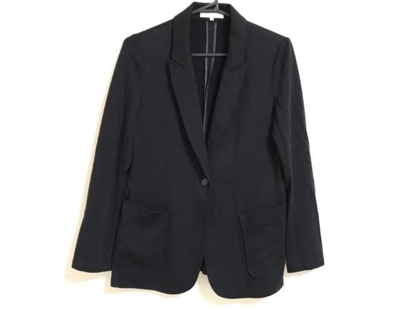 自由区/jiyuku(ジユウク) ジャケット サイズ38 M レディース美品  黒