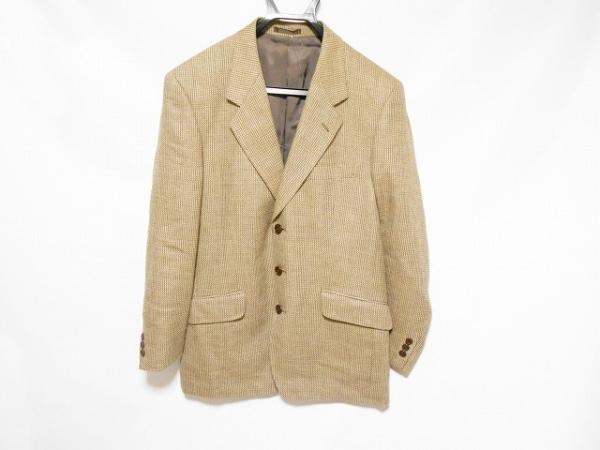 PaulSmith(ポールスミス) ジャケット サイズM メンズ ライトブラウン 肩パッド