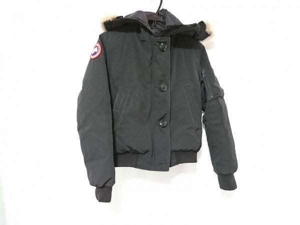 カナダグース ダウンジャケット レディース ラブラドール 7967JL 黒 冬物
