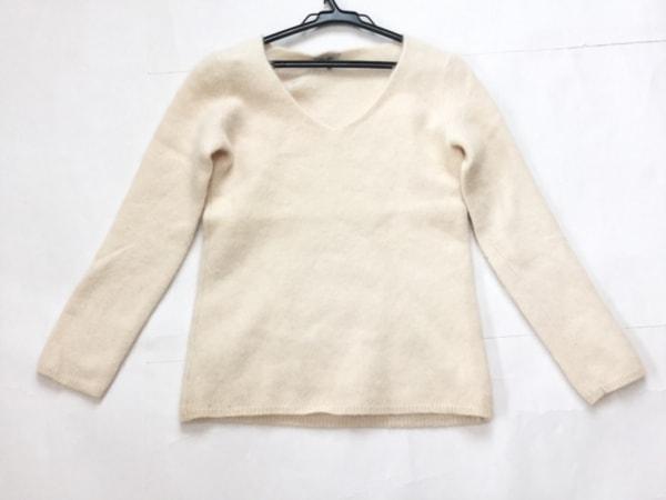 GREED(グリード) 長袖セーター サイズF レディース ベージュ