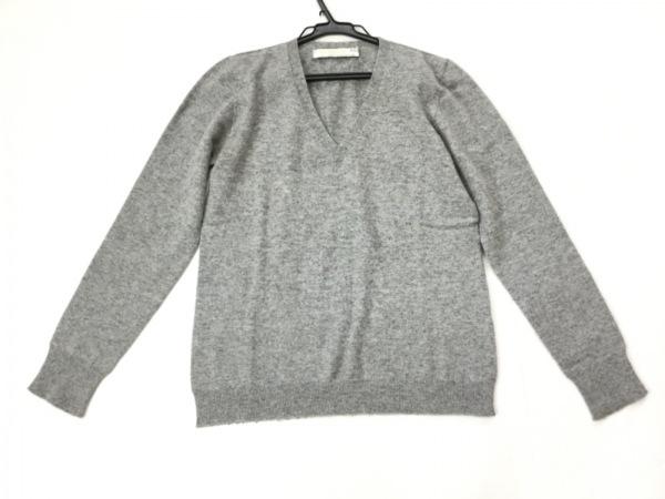 GREED(グリード) 長袖セーター サイズF レディース ライトグレー