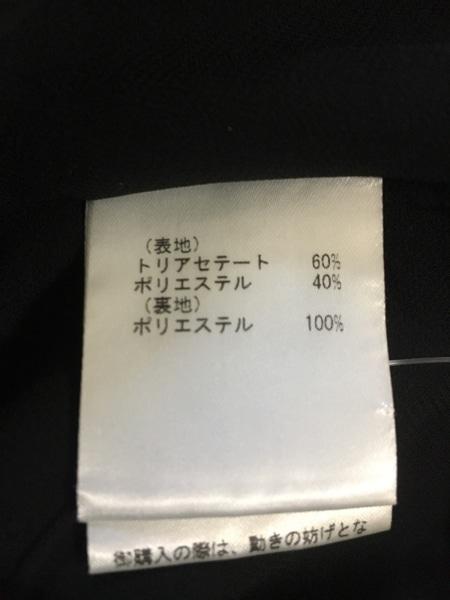 ダイアグラム ボレロ サイズ36 S レディース美品  黒 ビジュー