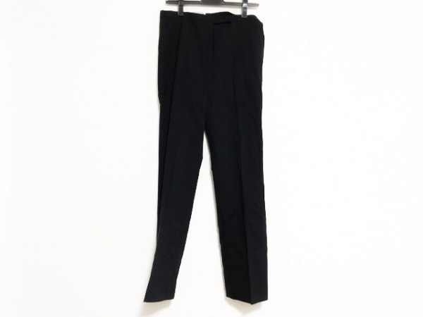 JILSANDER(ジルサンダー) パンツ サイズ36 S レディース 黒