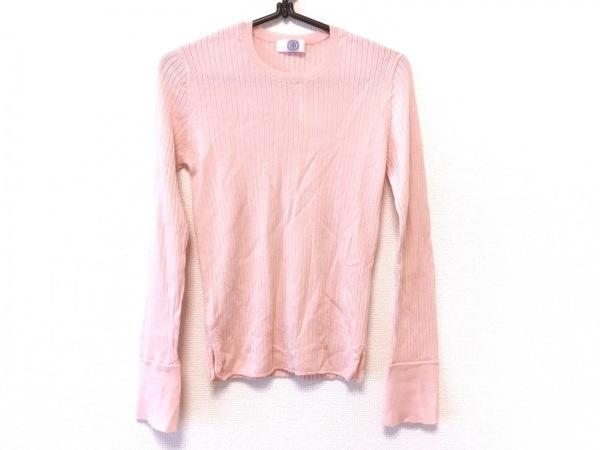 J.PRESS(ジェイプレス) 長袖セーター サイズS レディース ピンク