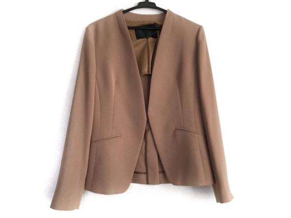 UNTITLED(アンタイトル) ジャケット サイズ2 M レディース美品  ベージュ