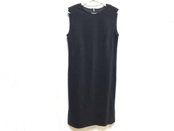 UNTITLED(アンタイトル) ワンピース サイズ3 L レディース美品  黒