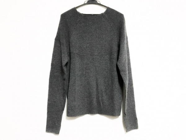MARECHAL TERRE(マルシャル・テル) 長袖セーター サイズ2 M レディース グレー