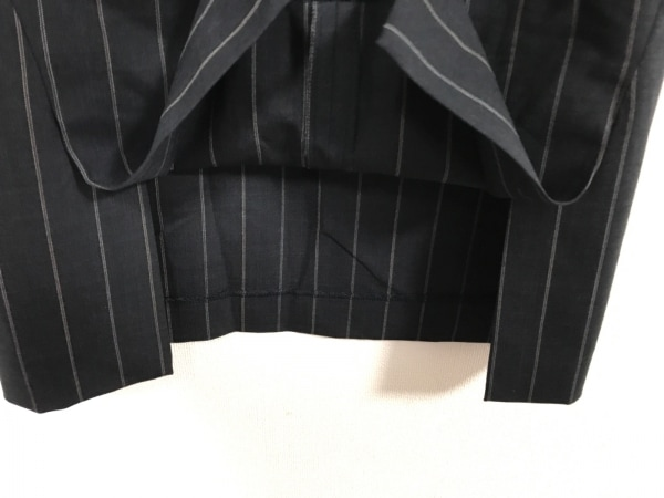 theory(セオリー) スカート サイズX0 XL レディース美品  ストライプ