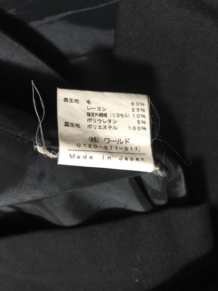 INDIVI(インディビ) ワンピース サイズ40 M レディース美品  黒