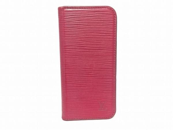 ルイヴィトン 携帯電話ケース エピ IPHONE6・フォリオ M56257 コクリコ エピ・レザー
