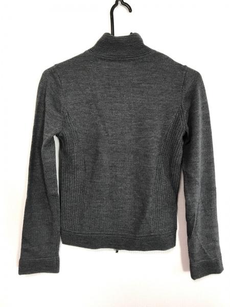 NARACAMICIE(ナラカミーチェ) 長袖セーター サイズ1 S レディース美品  ダークグレー