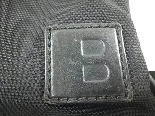 BALLY(バリー) ビジネスバッグ 黒 2way ナイロン×レザー