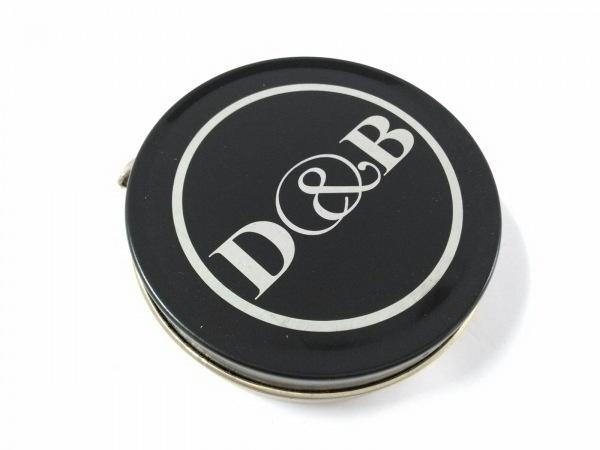 Daniel&Bob(ダニエル&ボブ) 小物 黒×シルバー ケース 金属素材