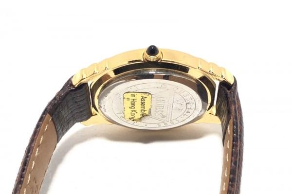 GUESS(ゲス) 腕時計 - レディース アイボリー
